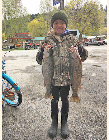 Trout Derby :: Conconully Washington Chamber of Commerce